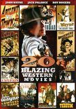 20 Blazing Westerns [3 Discs] [DVD]