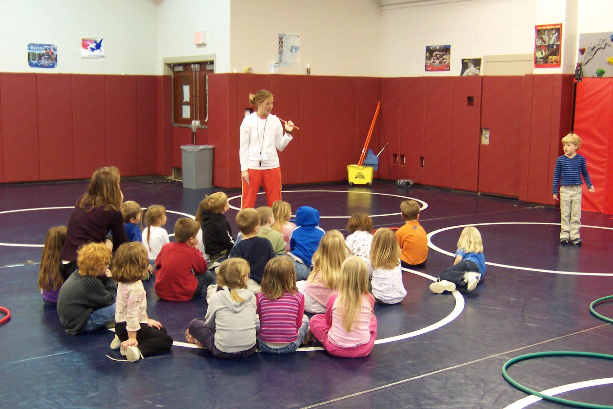 Physical education of children of preschool age, its components