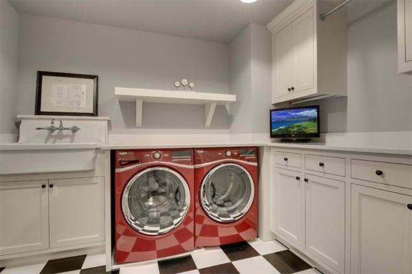 Wash, Dry and Fold in These 23 Gray Laundry Areas #graylaundryrooms Wash, Dry and Fold in These 23 Gray Laundry Areas #graylaundryrooms Wash, Dry and Fold in These 23 Gray Laundry Areas #graylaundryrooms Wash, Dry and Fold in These 23 Gray Laundry Areas #graylaundryrooms