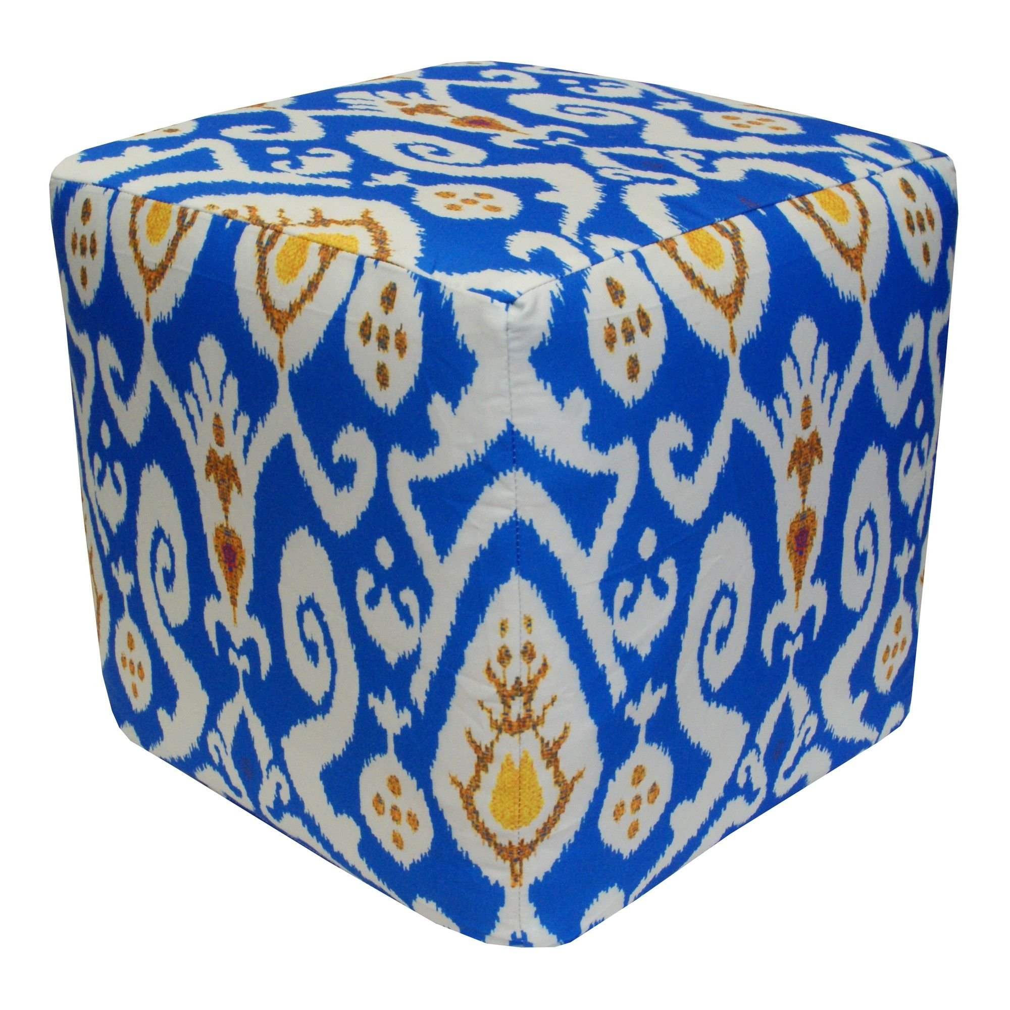 collector pin bill jack ottoman pouf poof panama