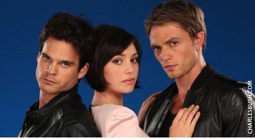 Kevin, Jana & Ryder (Y & R)