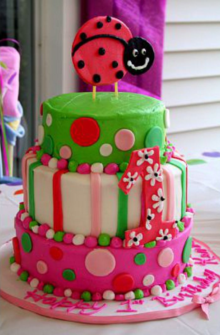Lady Bug First Birthday Layla Pinterest Lady Bugs Birthdays