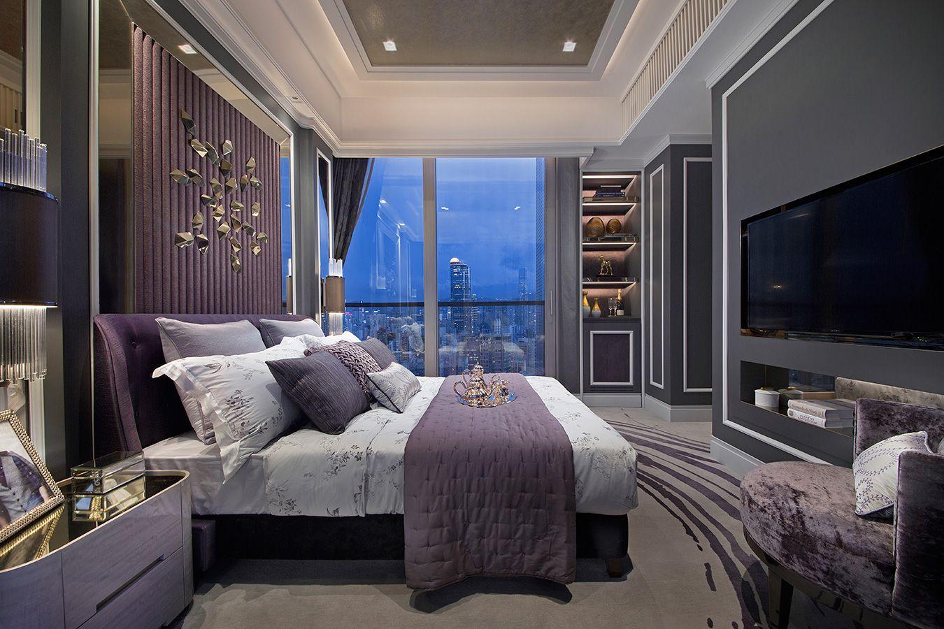 Established by the world renowned interior designer Mr