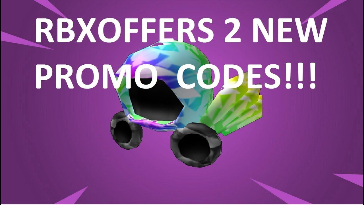 Rbxoffers 2 Promo Codes Free Robux In 2020 Promo Codes Coding Code Free