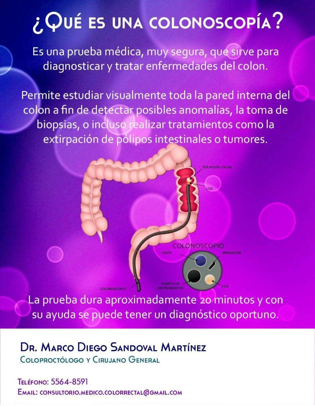Pin de Dr. Marco Diego Sandoval Cirujano General Coloproctologo ...