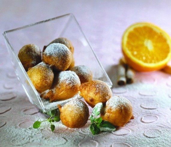 Christmas and New Year's Eve Dalamtian sweets