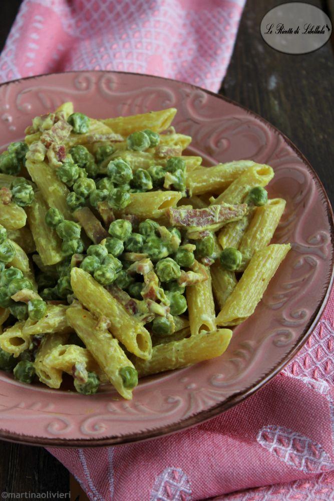 Pasta con piselli e speck ricette da provare pasta for Ricette italiane primi piatti