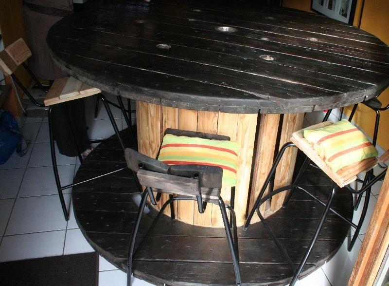 Tutoriel touret table de salle manger Table en touret