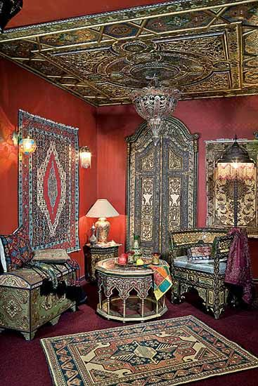 Home Decorating Ideas Moroccan Style Bedroom Home Decorating Ideas: Moroccan Decorating Ideas, Moroccan Rugs And Floor Decor Accessories