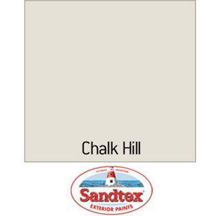 Sandtex Smooth Masonry Paint Chalk Hill 150mls from Homebase