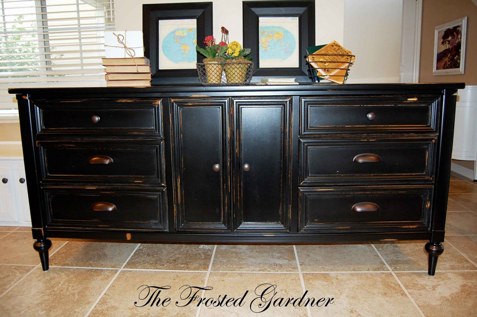 diy furniture refinishing projects. The Frosted Gardner: West Dresser - Custom Refinish Before \u0026 After · Diy Furniture Refinishing Projects (