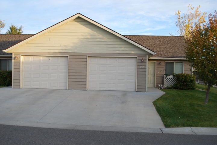 Patio Home Apartment With Attached Garage Included Billings Mt Als Single Level Apartments