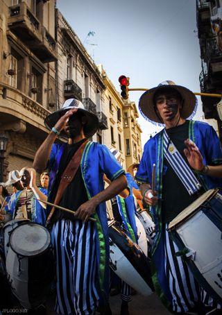 El Candombe en Buenos Aires