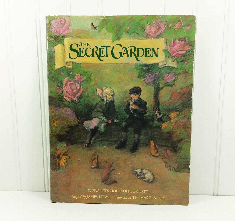 The Secret Garden adapted by James Howe, Random House 1987