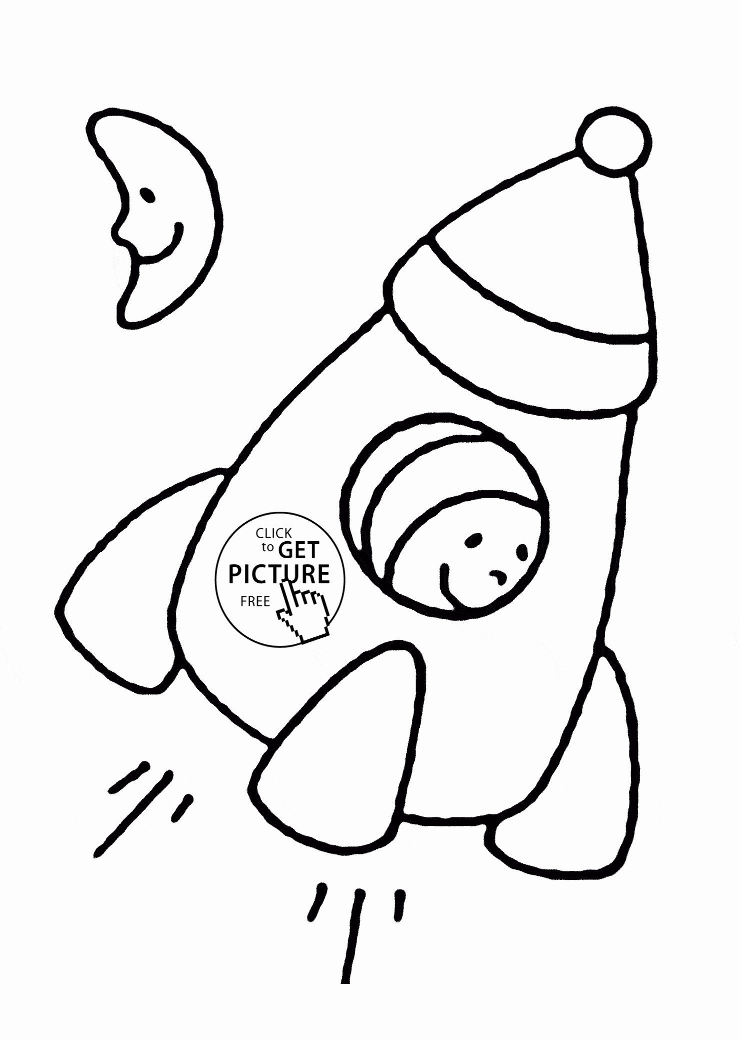 Simple Shapes Coloring Pages Fresh Coloring Book Simple Coloring Pages For Kids Kanta Me