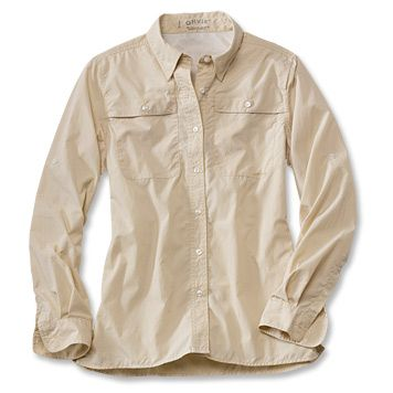 4116110400de Just found this Womens Long Sleeve Fishing Shirt - Womens Open Air Casting  Shirt -- Orvis on Orvis.com!