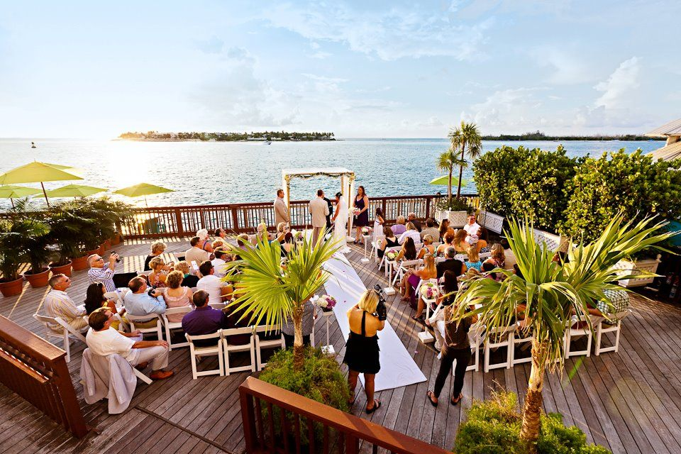 Wedding Venue In Key West Leslie Lippi Riemen Ransom This Would Be
