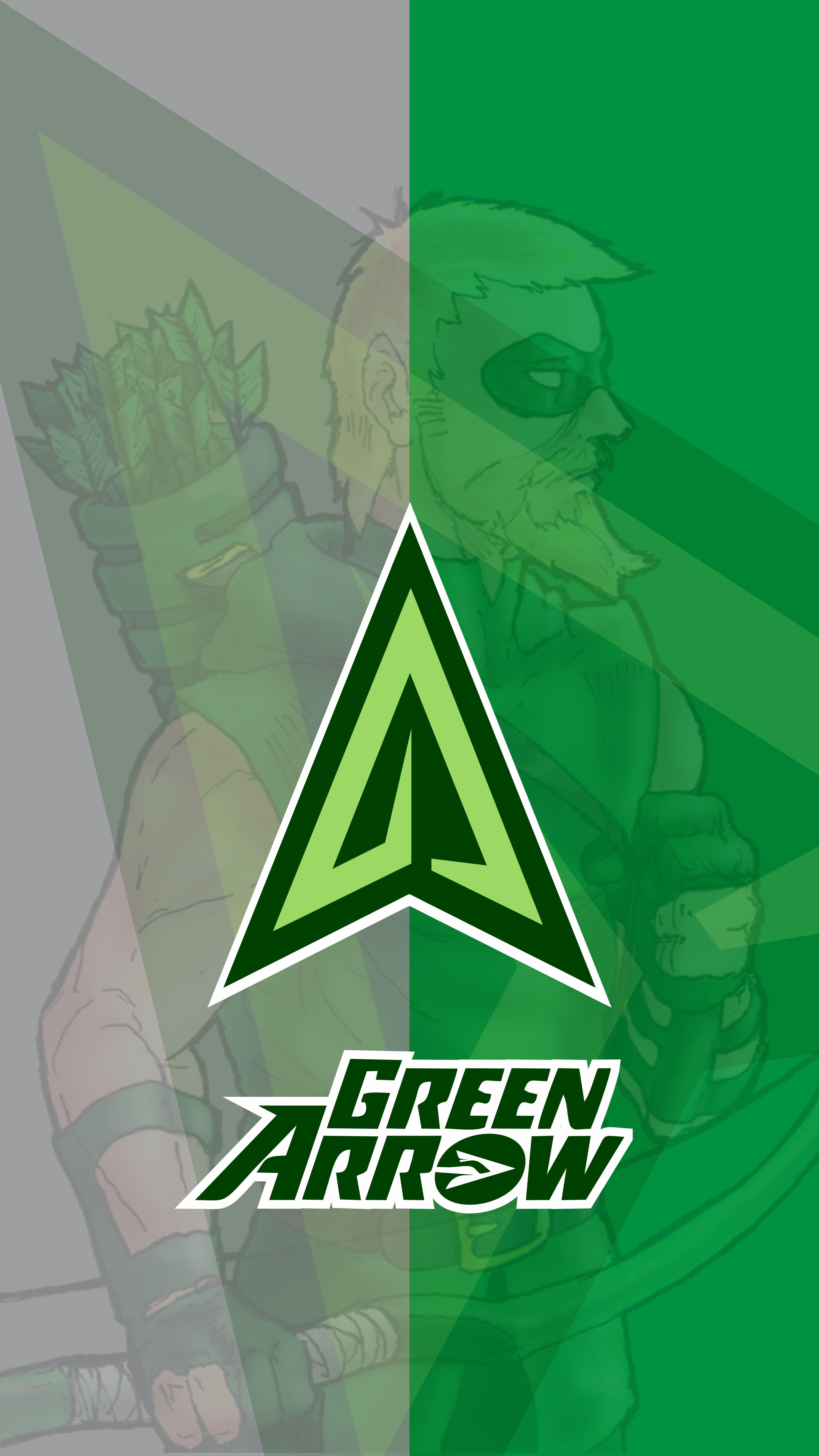 Android Iphone Hd Wallpaper Green Arrow Dc Dceu Dccomics