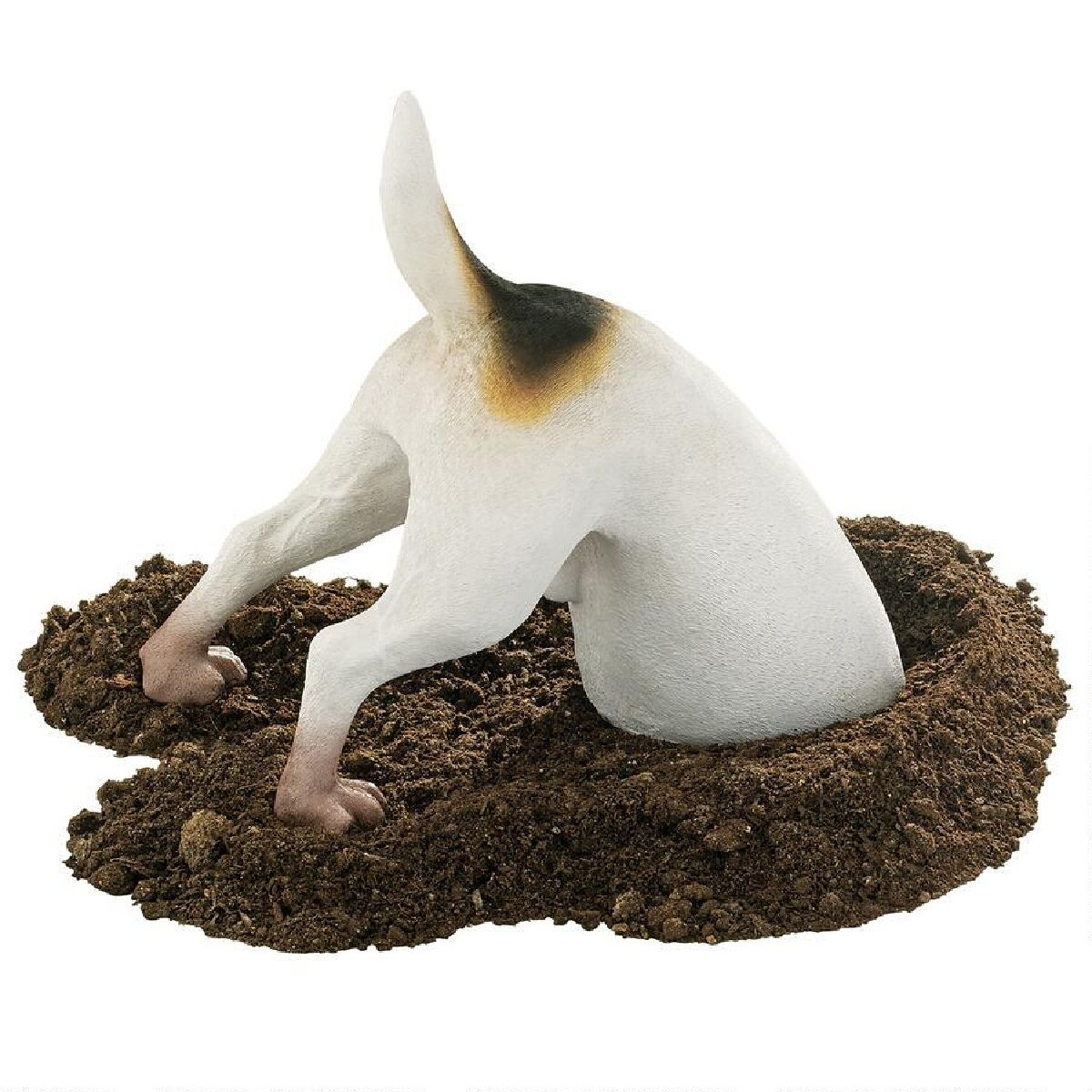 12 Dog Terrier Digging Animal Outdoor Statue In 2021 Dog Garden Statues Digging Dogs Dog Statue
