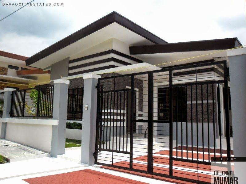 La vista monte matina balusong davao city subdivision for Small house gate design philippines