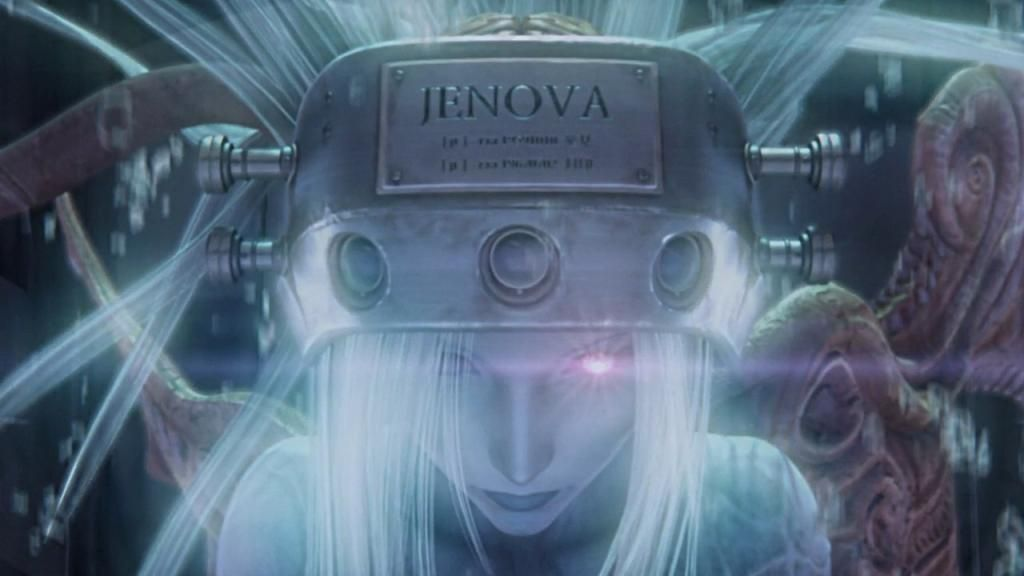 final fantasy 7 jenova theme