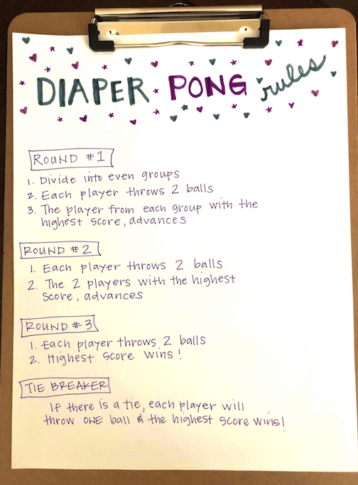 85 Unique Baby Shower Game Ideas That Are Actually Fun In