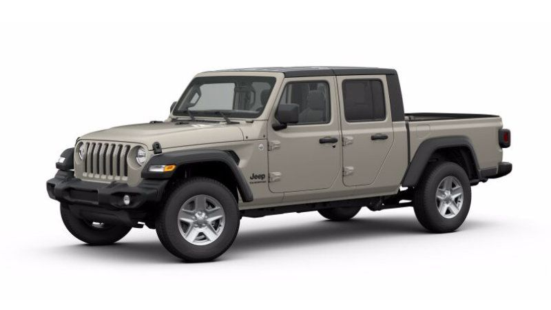 Jeep Gladiator Pickup Truck Lease Offer Is 143 Per Month Jeep