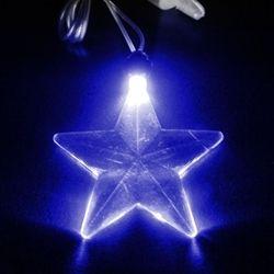 LED Pendant- Blue Star  $1.30