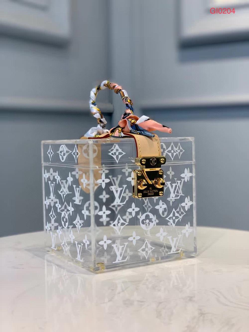 Louis Vuitton Cube Box Scott GI0481