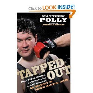 Tapped Out: Rear Naked Chokes, the Octagon, and the Last Emperor: An Odyssey in Mixed Martial Arts: At the age of 36, author Matthew Polly decides to immerse himself in Mixed Martial Arts training and competition in order to write a book about it....This is the humorous and enlightening account of his experiences. (not currently in NExpress) More info: http://www.kcfb.info/projects/kansas-notable-books.html