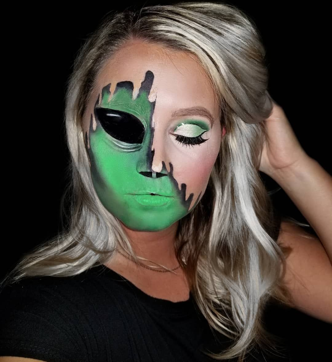 Not sure if you want to go all out for Halloween? Try out