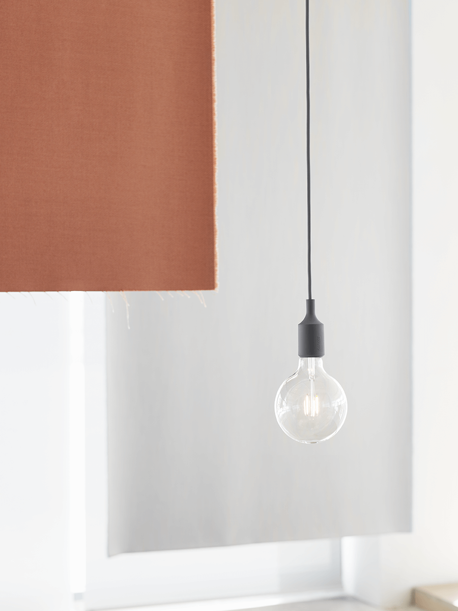 Home Decor Design Inspiration From Muuto The E27 Pendant Lamp Joins Together Th In 2020 Scandinavian Furniture Design Scandinavian Interior Design Scandinavian Design