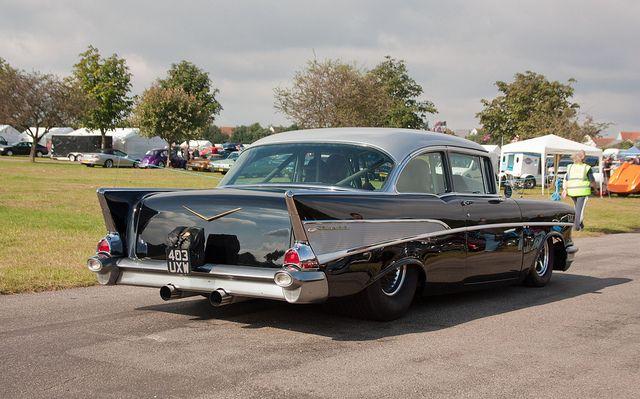 1957 Chevrolet Belair Pro Street 5 7 V8 1957 Chevrolet Chevrolet Drag Racing Cars