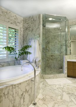 Private Residence Master Bath By Swanson Interior Design Group