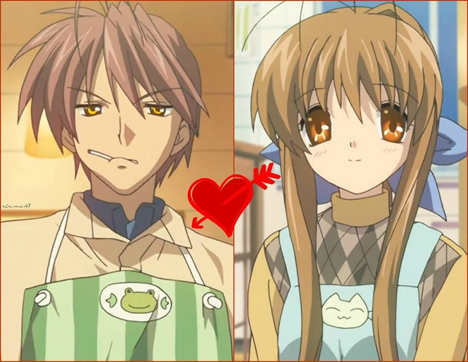 clannad after story characters