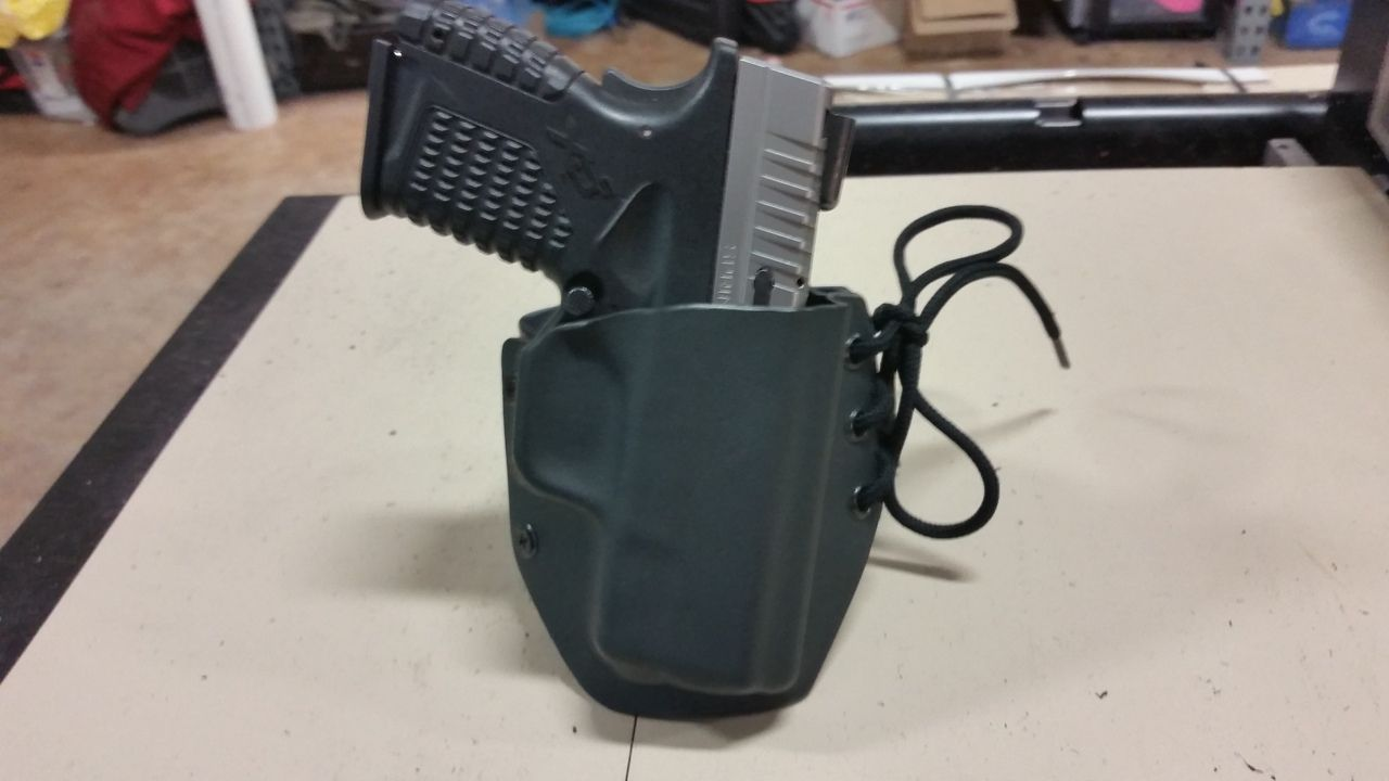 Boot Holster - Cook's Holsters, LLC