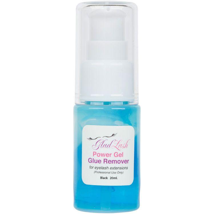 Details about glad lash power gel glue remover for