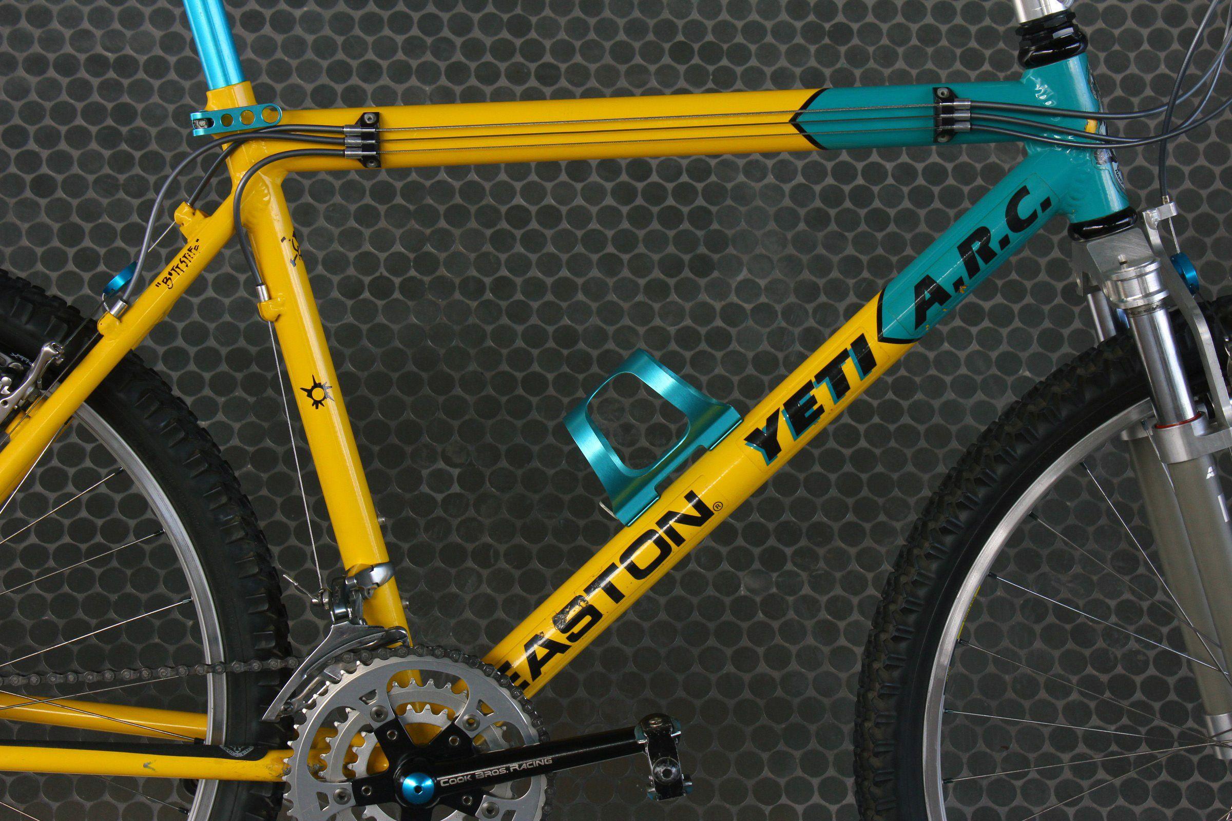 Teaser 1992 Yeti A R C Bike Recyclery Yeti Arc Vintage Mountain Bike Yeti