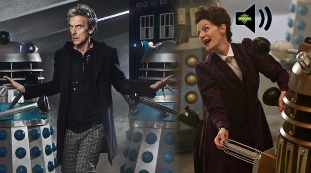 DWBRcast 31 - Sympathy for the Dalek! | Doctor Who Brasil