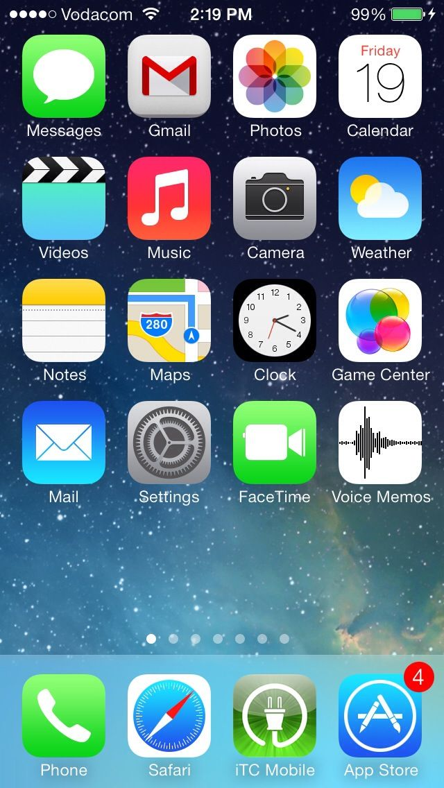 How To Block A Contact In Ios 7 Iphone Ios 7 Used Iphone
