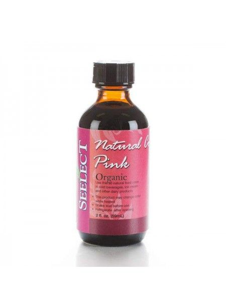 Our Organic Pink Color Food Coloring is Kosher, Vegan, Gluten Free ...