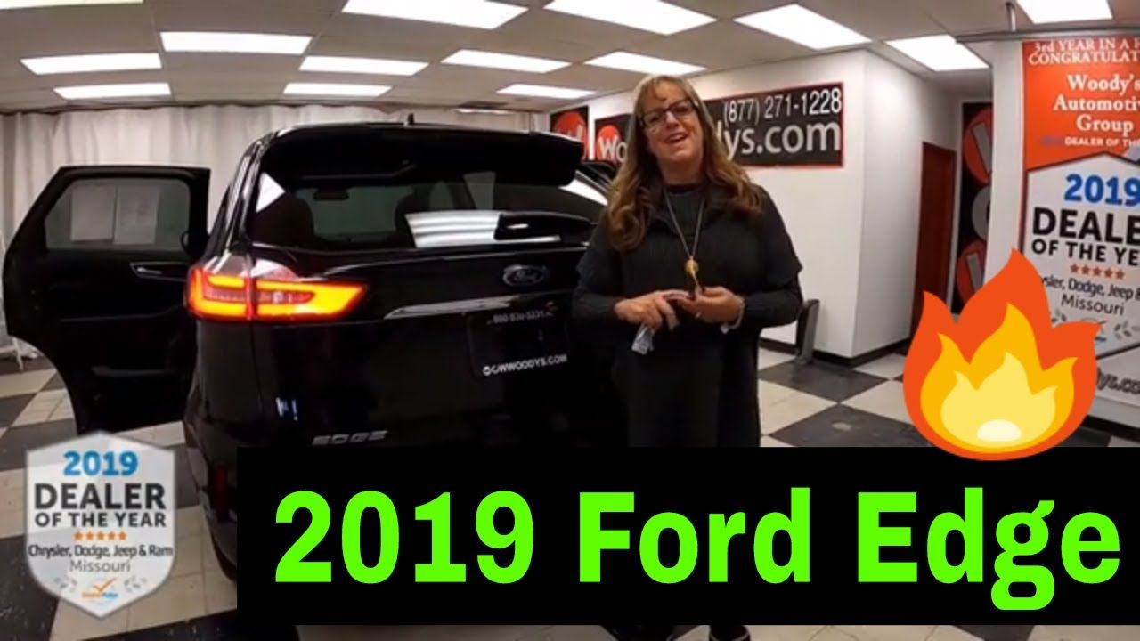 2019 Ford Edgetitanium Video Walkthrough Wowwoodys In Chillicothe Missouri 2019 Ford Ford Missouri