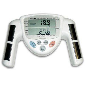 omron body logic fat loss monitor model hbf 306c black http