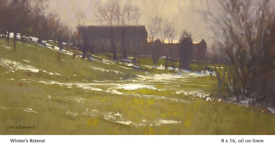 John Macdonald Contemporary Landscape Artists Landscape Artist Impressionist Paintings