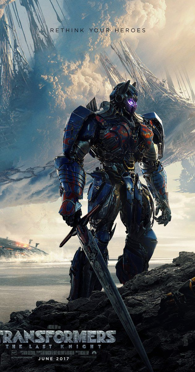 Transformers The Last Knight 2017 Action Adventure