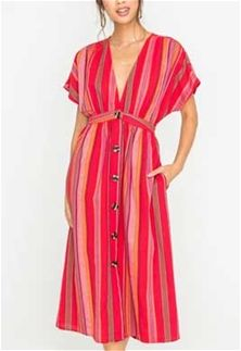 85a79c9d772d Lush+Clothing+Striped+Button+Front+Midi+Dress+in+Red+DR95684-CI ...