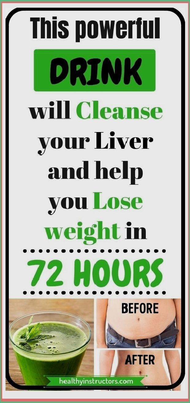 This amazing drink can help you clean your liver a