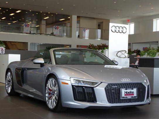 Convertible Audi R V Spyder With Door In Carlsbad CA - Audi carlsbad