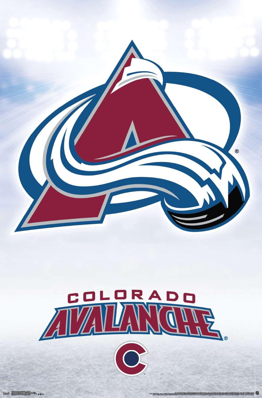 Nhl Colorado Avalanche Logo Colorado Avalanche Logo Colorado Avalanche Colorado Avalanche Hockey