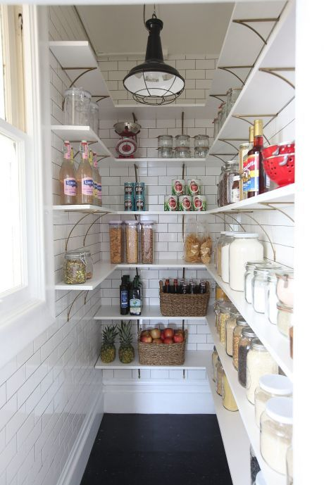 Decor Does Double Duty In This S F Home Kitchen Pantry Design